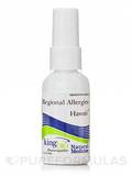 Regional Allergies: Hawaii U.S. - 2 fl. oz (59 ml)