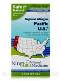 Regional Allergies: Pacific U.S. 2 fl. oz