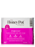Regular Herbal Menstrual Pads - 20 Count