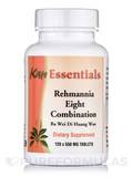 Rehmannia Eight Combination 550 mg - 120 Tablets