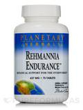 Rehmannia Endurance 637 mg - 75 Tablets