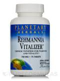 Rehmannia Vitalizer 750 mg 75 Tablets