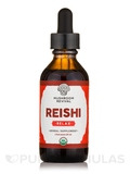 Organic Reishi Tincture - 2 fl. oz (59 ml)