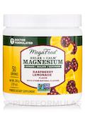 Relax + Calm Magnesium Powder, Raspberry Lemonade Flavor - 7.05 oz (200 Grams)