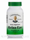Relax-Eze - 100 Vegetarian Capsules