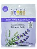 Relaxing Lavender Aromatherapy Mineral Bath Salts (Lavender Harvest) 2.5 oz (70.9 Grams)