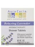 Relaxing Lavender Shower Tablets 3 Packets