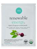 Renewable Energy®: Organic Pre-Workout Powder, Beet & Pomegranate Flavor - 0.35 oz (10 Grams)