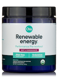 Renewable Energy®: Organic Pre-Workout Powder, Beet & Pomegranate Flavor - 7.1 oz (200 Grams)