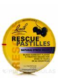 Rescue Pastilles Black Currant Flavor 50 Grams Pastilles