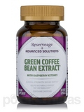 Reserveage AS Green Coffee Bean Extract with Raspberry Ketones - 60 Capsules