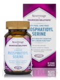 Reserveage AS Phosphatidylserine 60 Capsules