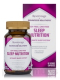 Reserveage AS Sleep Nutrition 60 Capsules