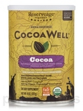 Reserveage CocoaWell Naturally Sweetened Cocoa Powder 8 oz