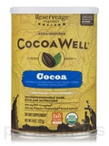Reserveage CocoaWell Unsweetened Cocoa Powder 8 oz
