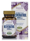 Reserveage Resveratrol 500 mg 30 Capsules