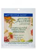 Restful Sleep Aromatherapy Mineral Baths 1 oz