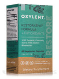 Restorative Formula + Antioxidants - 60 Vegetarian Capsules