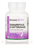 Restore Activ - Serrapeptase & Nattokinase - 40 Capsules