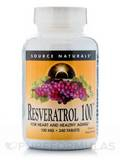 Resveratrol 100 mg 240 Tablets