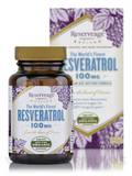 Resveratrol 100 mg - 30 Veggie Capsules