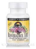 Resveratrol 100 mg - 30 Capsules