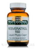 Resveratrol 150 - 50 Vegetarian Liquid-Filled Capsules