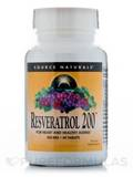 Resveratrol 200 mg - 60 Tablets