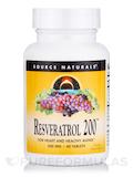 Resveratrol 200 mg 60 Tablets