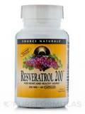 Resveratrol 200 mg 60 Vegetarian Capsules