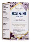 Resveratrol 250 mg - 120 Veggie Capsules