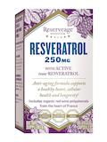 Resveratrol 250 mg - 30 Veggie Capsules