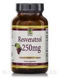 Resveratrol 250 mg 60 Vegetarian Capsules