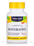 Resveratrol 300 mg (Trans-Resveratrol) - 60 Vegetarian Capsules