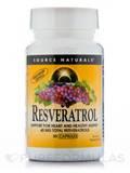 Resveratrol 40 mg 30 Capsules