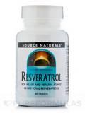 Resveratrol 40 mg Classic Label 60 Tablets