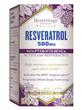 Resveratrol 500 mg with Ptero - 60 Capsules