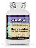 Resveratrol 60 Softgels