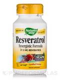 Resveratrol 60 Vegetable Capsules