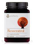Resveratrol, Anti-aging Benefits - 290 Tablets