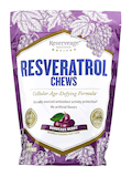 Resveratrol Chews, Bordeaux Berry - 30 Soft Chews
