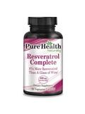Resveratrol Complete 90 Vegetarian Capsules