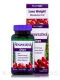 Resveratrol Diet - 60 Capsules