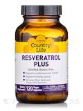 Resveratrol Plus - 120 Vegan Capsules