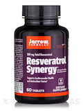 Resveratrol Synergy 200 mg - 60 Tablets