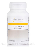 Resveratrol Ultra High Potency 60 Softgels
