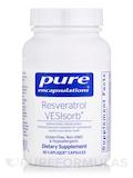 Resveratrol VESIsorb® - 90 Caplique® Capsules