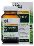 Resveratrol 150 mg - 50 Vegetarian Liquid Phyto-Caps