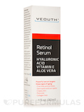 Retinol Serum with Hyaluronic Acid, Vitamin E, Aloe Vera - 1 fl. oz (30 ml)