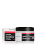Retinol Moisturizer with Hyaluronic Acid, Ginseng, Green Tea - 1 fl. oz (30 ml)